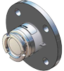 Adapter Flanged inlet