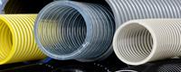 Lay-flat PVC hoses
