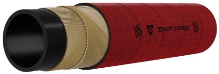 113 tuyau flexible caoutchouc