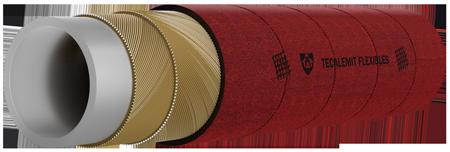 117 tuyau flexible caoutchouc