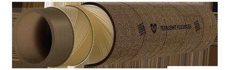119 tuyau flexible caoutchouc