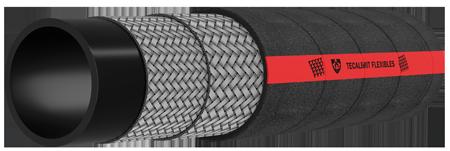 321B tuyau flexible caoutchouc