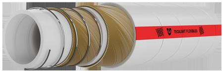 817 tuyau flexible caoutchouc