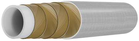 854 tuyau flexible caoutchouc