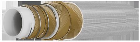 855 tuyau flexible caoutchouc