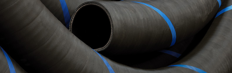 Rubber hoses for offshore
